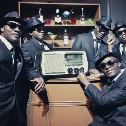 The Black Blues Brothers 4