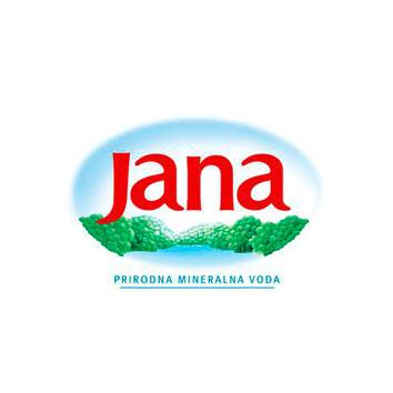 jana prirodna mineralna voda logo